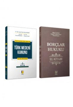 Türk Medeni Kanunu ve Borçlar Hukuku El Kitabı (Kampanya)