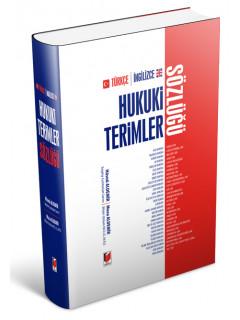 Türkçe - İngilizce Hukuki Terimler Sözlüğü