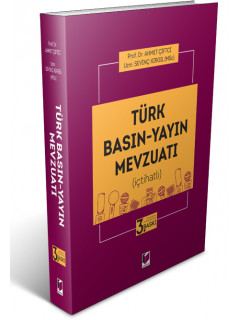 Türk Basın-Yayın Mevzuatı