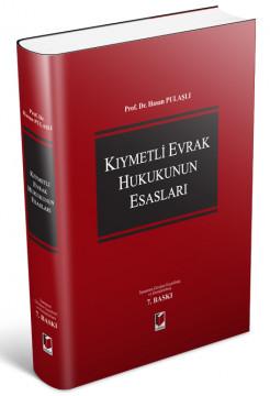 Kıymetli Evrak Hukukunun Esasları