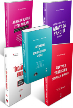 Türk Anayasa Hukuku Kampanyası II