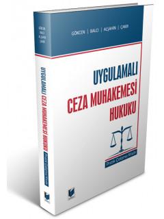 Uygulamalı Ceza Muhakemesi Hukuku Pratik Çalışma Kitabı