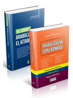 Arabuluculuk Soru Bankası ve 50 Soruda Arabuluculuk El Kitabı (2 Kitap Kampanya)