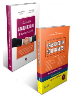 Sorularla Arabuluculuk Sınavına Hazırlık ve Arabuluculuk Soru Bankası (2 Kitap Kampanya)