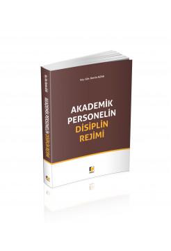 Akademik Personelin Disiplin Rejimi