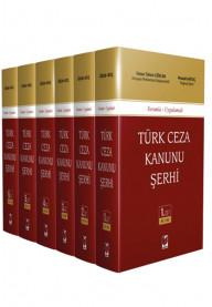 Türk Ceza Kanunu Şerhi (6 Cilt)
