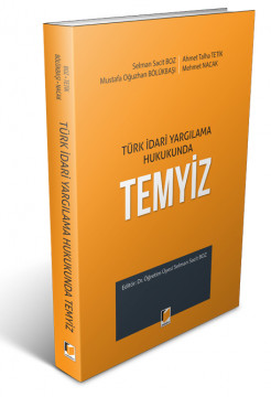 Türk İdari Yargılama Hukukunda Temyiz