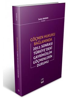 2011 Sonrası Türkiye'deki Gayrimüslim Göçmenlerin Durumu