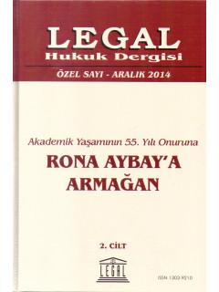 Rona Aybay'a Armağan