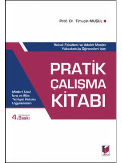 Pratik Çalışma Kitabı