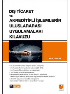 Dış Ticaret ve Akreditifli İşlemlerin Uluslararası Uygulamaları Kılavuzu