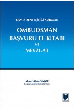Ombudsman Başvuru El Kitabı ve Mevzuat