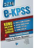 E-Kpss Engelli Kamu Personeli Seçme Sınavı Lisans-Önlisans Konu Anlatımı ve Özgün Sorular