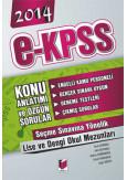 E-Kpss Engelli Kamu Personeli Seçme Sınavı Lise ve Dengi Okulları