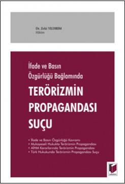Terörizmin Propagandası Suçu
