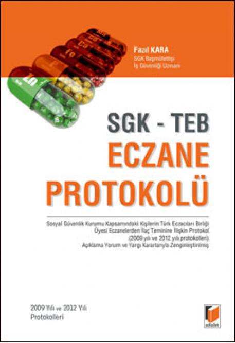 SGK - TEB Eczane Protokolü