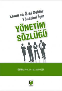 Yönetim Sözlüğü