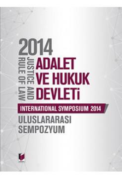 2014 Adalet ve Hukuk Devleti, Uluslararası Sempozyum
