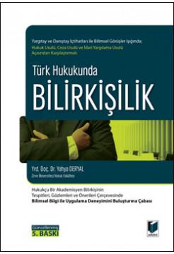 Türk Hukukunda Bilirkişilik