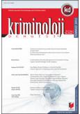 Kriminoloji Dergisi Yıl:4 Sayı:2