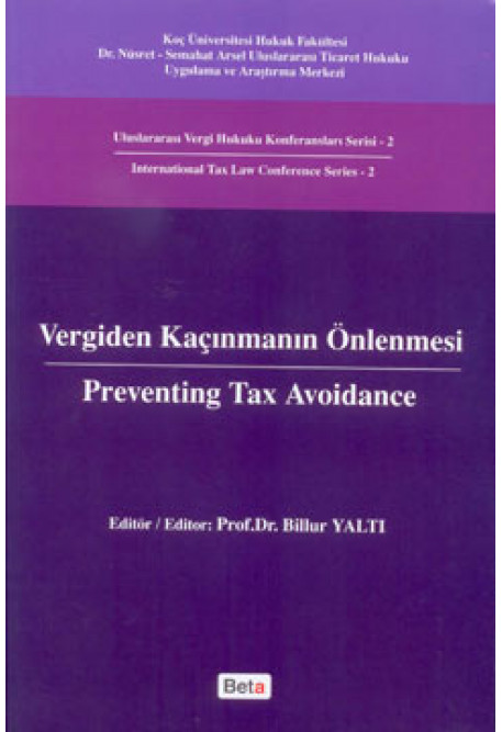 Vergiden Kaçınmanın Önlenmesi
