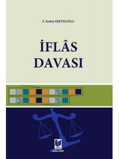 İflas Davası