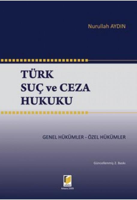 Türk Suç ve Ceza Hukuku