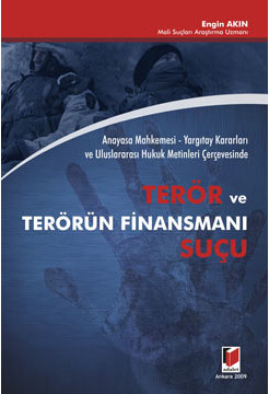 Terör ve Terörün Finansmanı Suçu