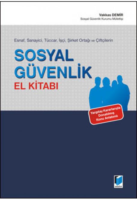 Sosyal Güvenlik El Kitabı