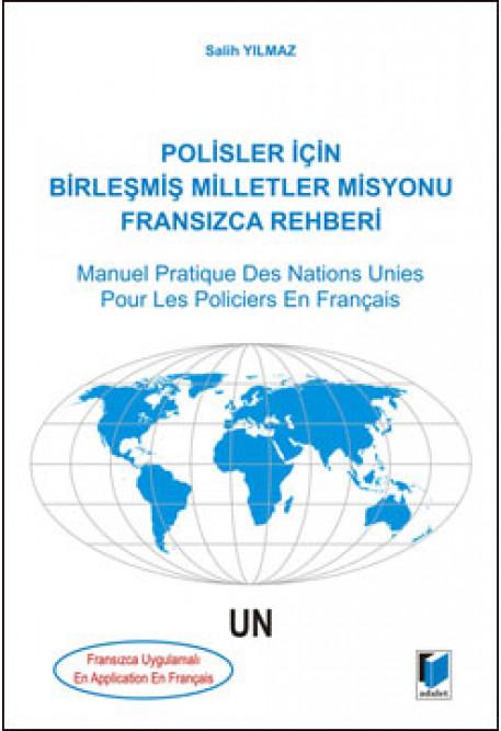 Polisler İçin Birleşmiş Milletler Misyonu Fransızca Rehberi