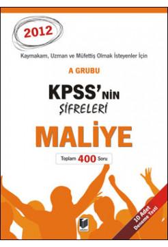 Maliye - 10 Adet Deneme Testi 400 Soru