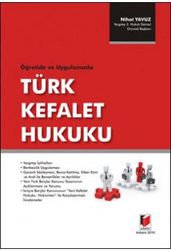 Türk Kefalet Hukuku