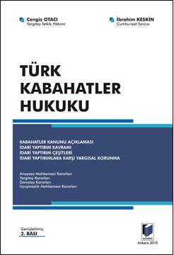 Türk Kabahatler Hukuku