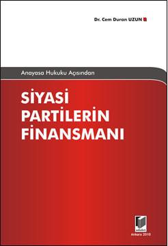 Siyasi Partilerin Finansmanı