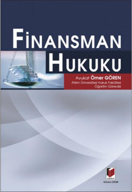 Finansman Hukuku