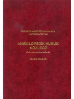 Ansiklopedik Hukuk Sözlüğü
