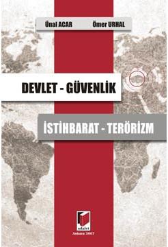 Devlet - Güvenlik İstihbarat - Terörizm