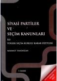 Siyasi Partiler ve Seçim Kanunları
