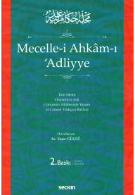 Mecelle-i Ahkam-ı 'Adliyye (Ciltli)