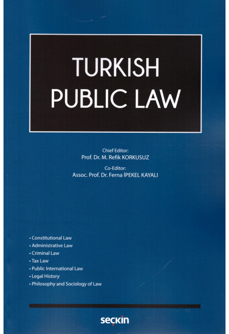 Turkish Public Law