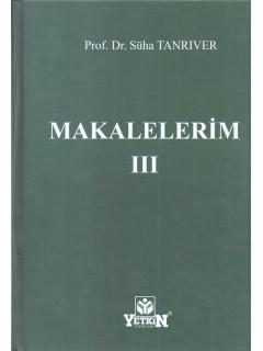 Makalelerim III