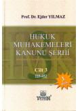 Hukuk Muhakemeleri Kanunu Şerhi (3 Cilt)