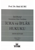 İcra ve İflas Hukuku Ders Kitabı