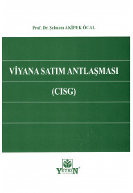 Viyana Satım Antlaşması (CISG)
