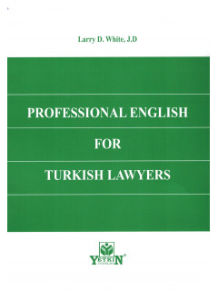 Professional English for Turkish Lawyers