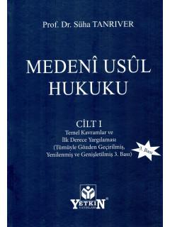 Medeni Usul Hukuku Cilt I