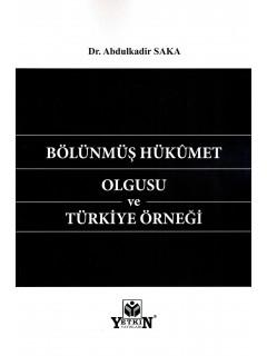 Bölünmüş Hükümet Olgusu ve Türkiye Örneği