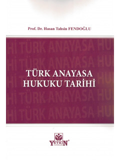 Türk Anayasa Hukuku Tarihi