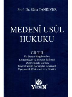 Medeni Usul Hukuku Cilt II