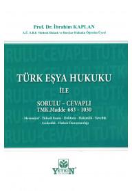Türk Eşya Hukuku İle Sorulu - Cevaplı